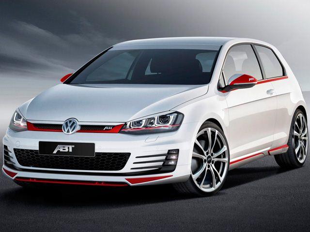Тюнинг-фирма ABT Sportsline представила новый VW Golf