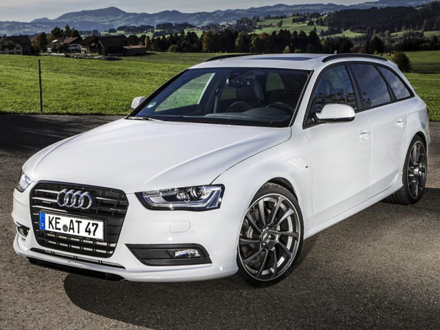 Audi AS4 Avant от ABT