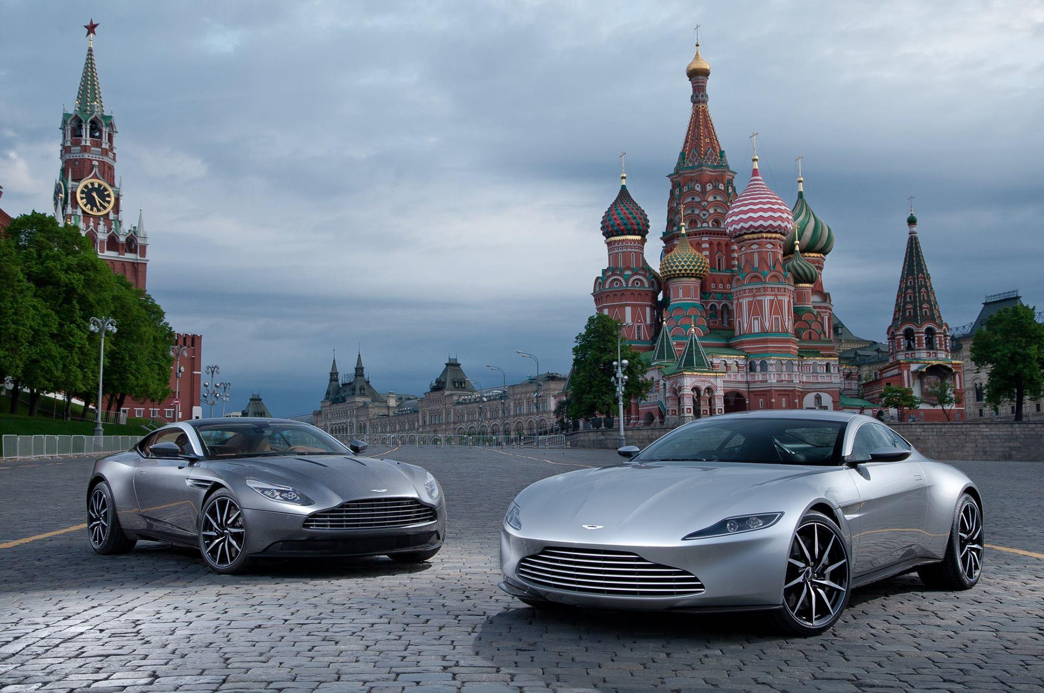 Лучшие фото машин в москве