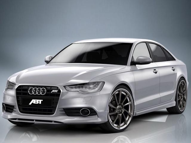 Audi A6 TDI от ABT Sportsline
