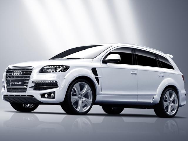 Audi Q7 от тюнинг-ателье Hofele-Design