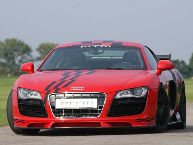 Тюнинг Audi R8 от MTM