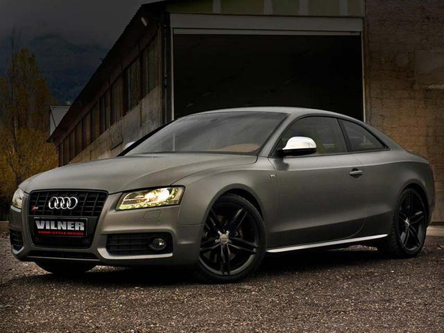 Audi S5 от тюнинг-ателье Vilner