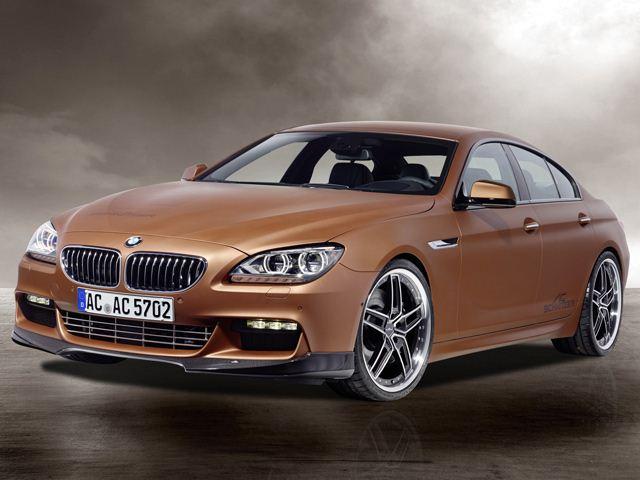 Schnitzer подготовил два BMW к Автосалону в Женеве