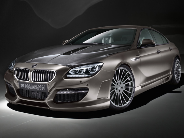 Тюнинг 6 Series Gran Coupe от Hamann