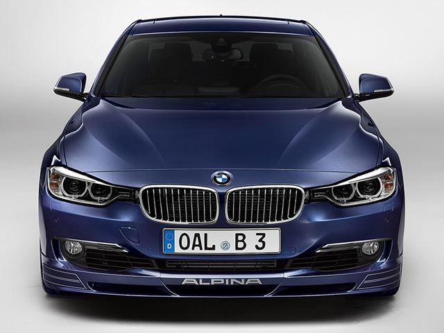 Alpina представила новый BMW B3 Biturbo