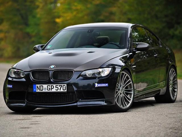 BMW M3 мощностью 720 л.с. от G-Power