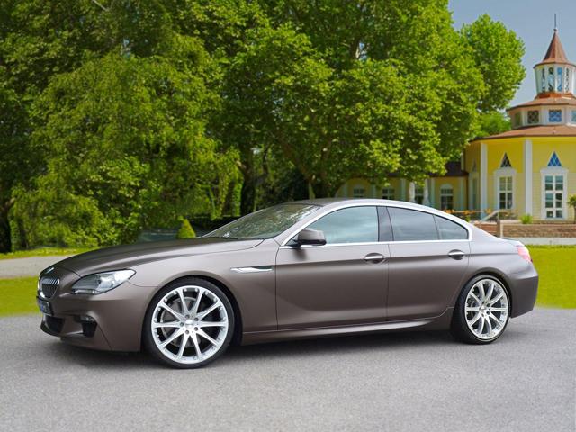 BMW 6-Series GranCoupe от тюнинг-ателье Hartge