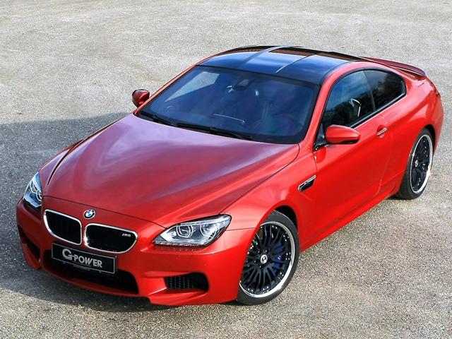Тюнинг-ателье G-Power представило BMW M6