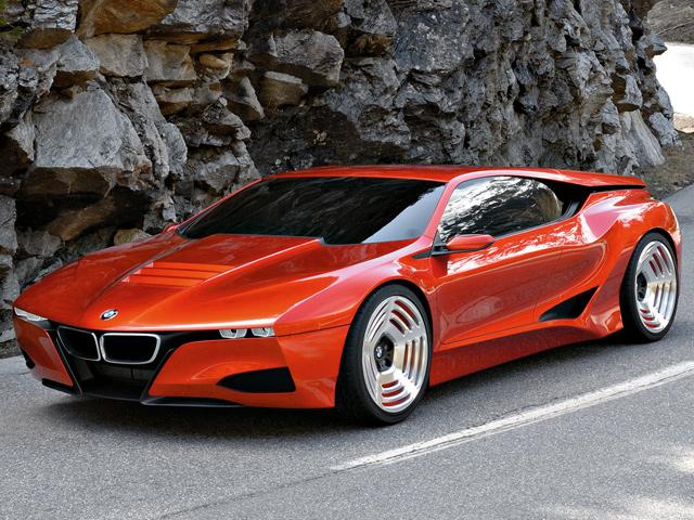 Ходят слухи о BMW M8