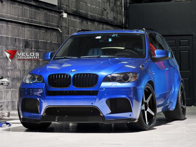 BMW X5M от Velos Designwerks