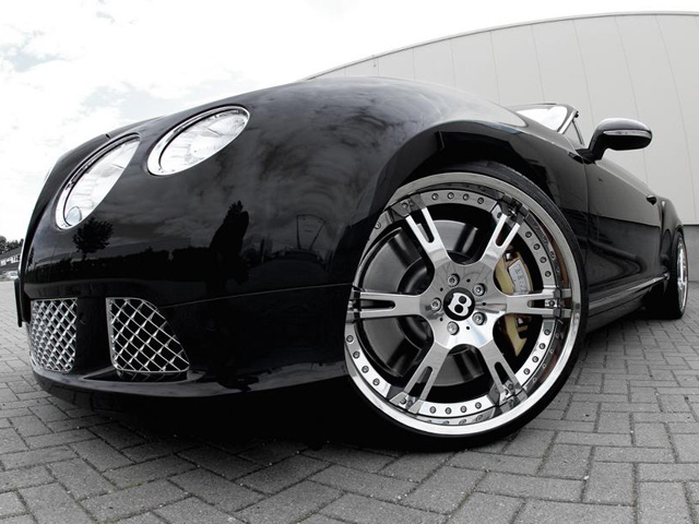 Bentley Continental GT от тюнинг-ателье Wheelsandmore