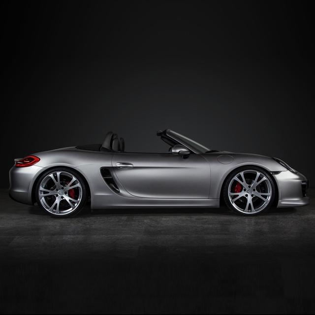 Porsche Boxter от TechArt