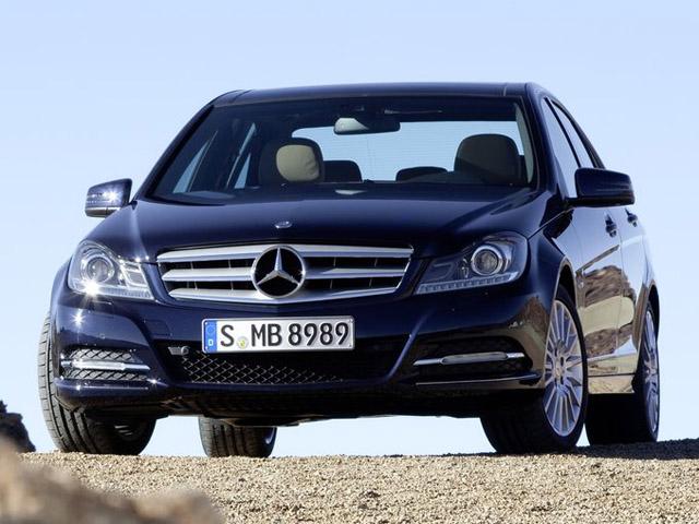 Mercedes представит C-Class в 2014