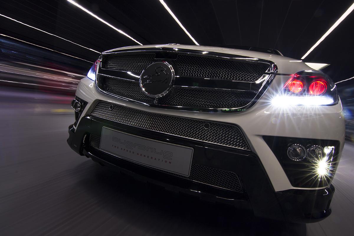 Mercedes Benz CK35 от тюнинг-ателье Overdrive