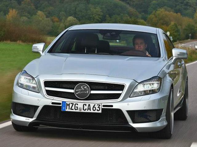 Mercedes CK63 RSR от тюнинг-ателье Carlsson