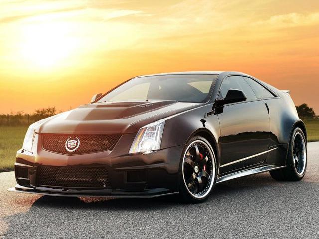 Cadillac CTS-V от Hennessey мощностью 1226 л.с.