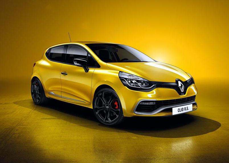 Новый Renault Clio RS200