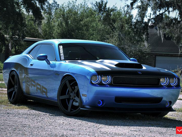 Dodge Challenger от AAC Style