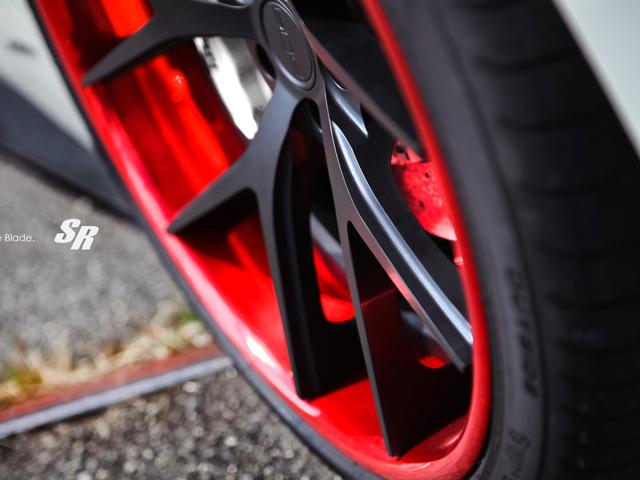 Ferrari 458 Italia Ice Blade от SR Auto