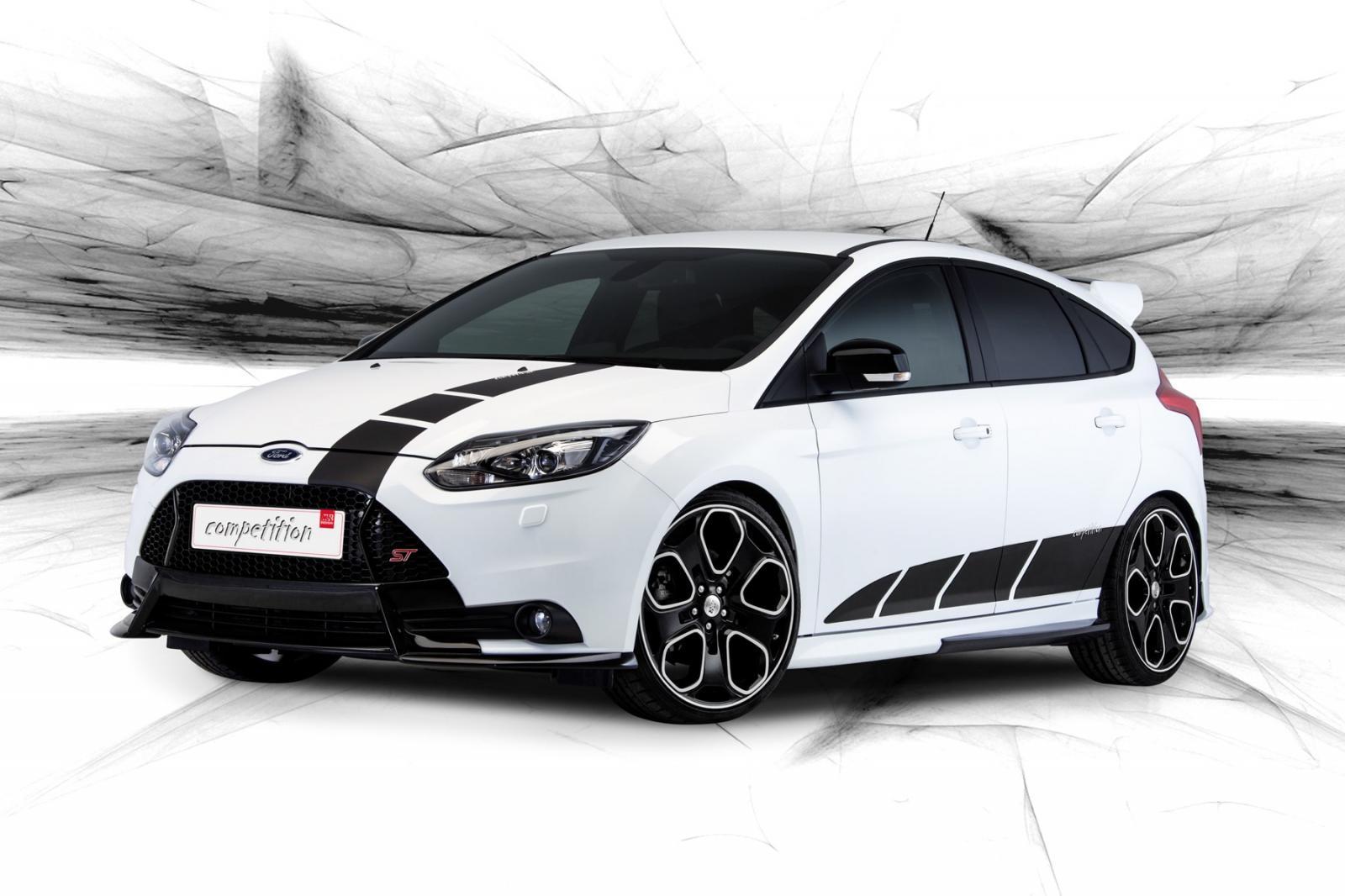 Ford Focus от тюнинг-ателье MS Design