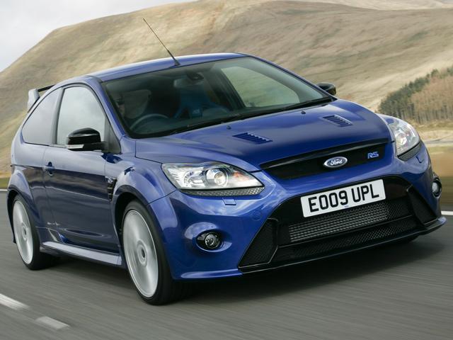 Следующий Ford Focus RS появится в 2015 году