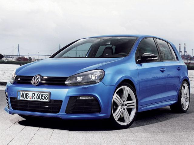 Новый VW Golf R получит 286 л.с.