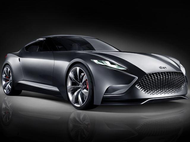 Hyundai представил HND-9 Concept