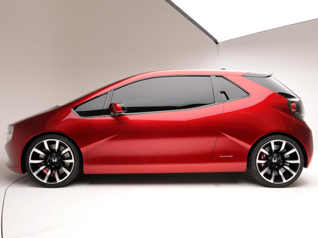 Honda Gear Concept дебютирует в Канаде