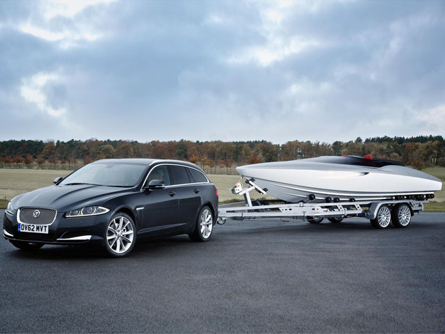 Концепт-яхта от Jaguar