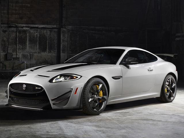 Jaguar представляет обновленный XKR-S GT