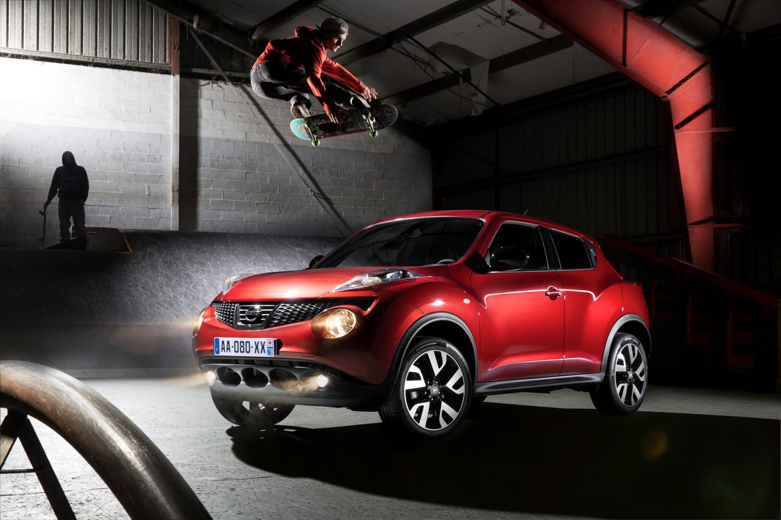 Специальное издание Nissan Juke n-Tech