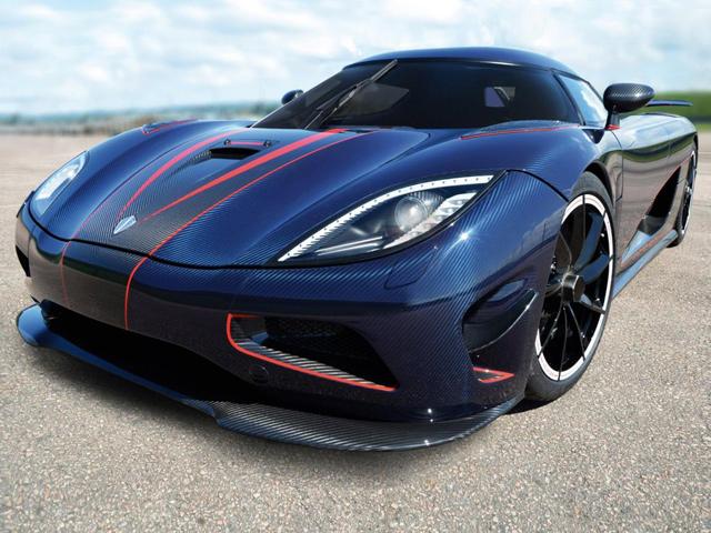 Koenigsegg представляет Agera R BLT Special Edition