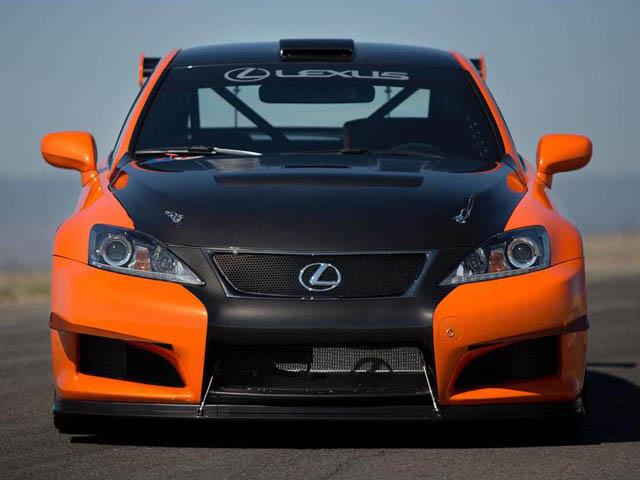 Lexus рассматривает производство IS-F CCS-R