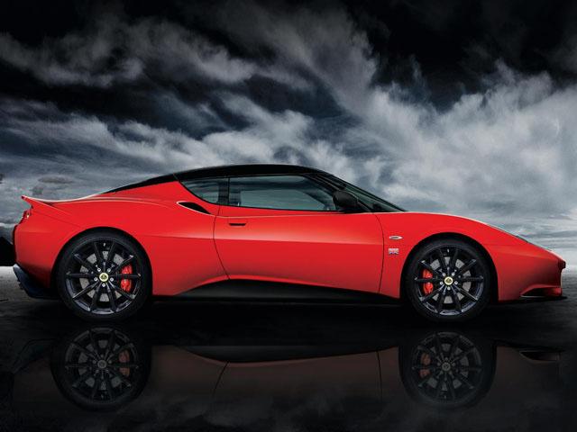 Lotus разработал Evora Special Edition