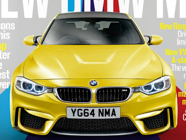 BMW анонсировал новое поколение M3