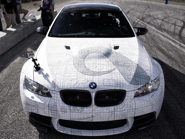 700-сильный BMW M3 от тюнинг-ателье Active Autowerke