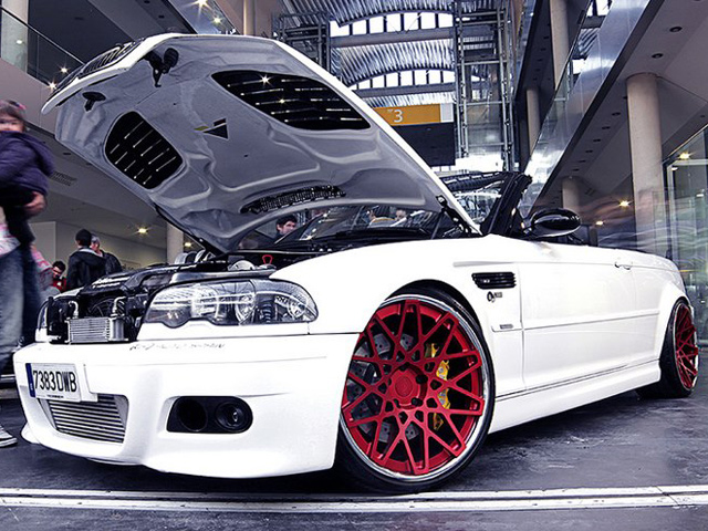 BMW M3  от тюнинг-ателье DSLC Performance