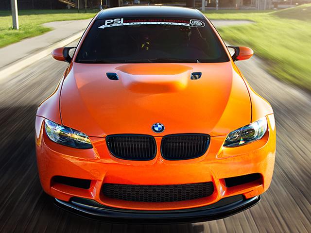 BMW M3 GTS реплика.
