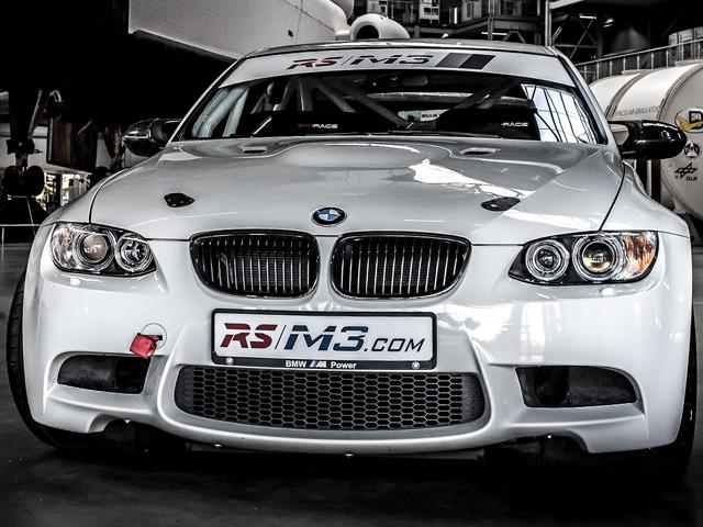 Тюнинг BMW M3 от RS Racing Team