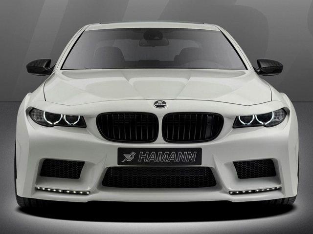 BMW M5 Mi5Sion от тюнинг-ателье Hamann
