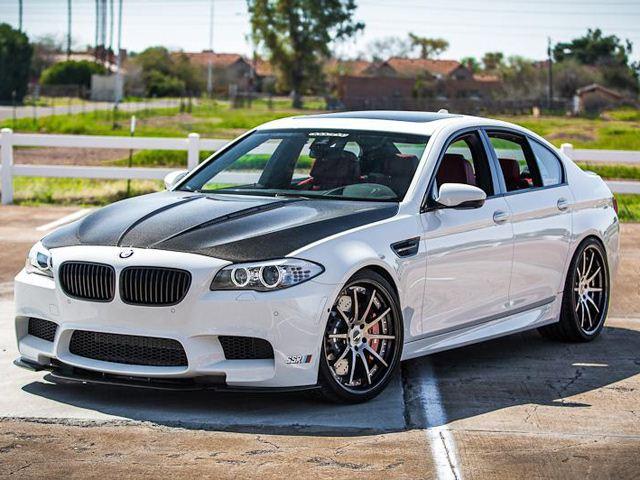 Тюнинг BMW M5 от Vivd Racing