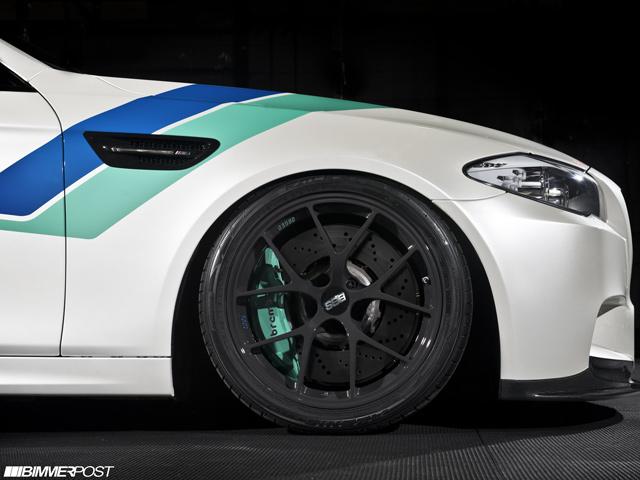 BMW F10M M5 от IND