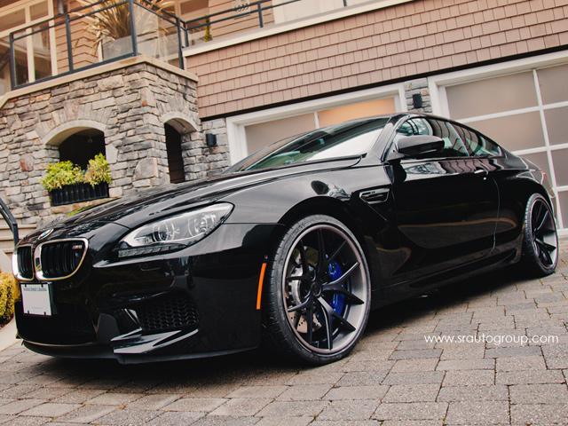 BMW M6 от тюнинг-ателье SR Auto Group
