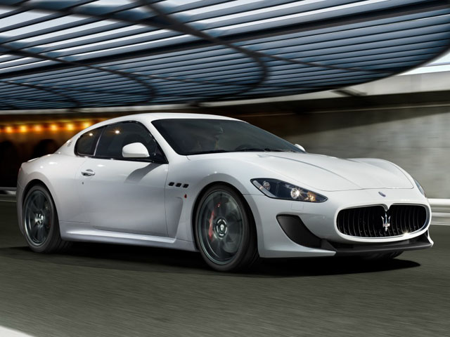 Maserati разрабатывает GT Sportcar