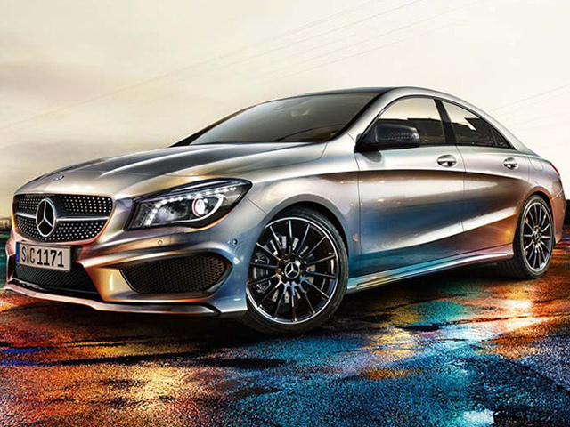 Четырехдверное купе от Mercedes – новый CLA