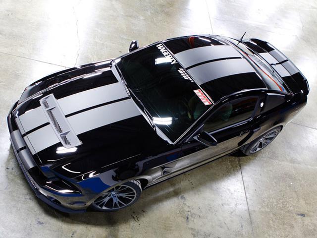 Mustang GT500 разыгрывается на аукционе
