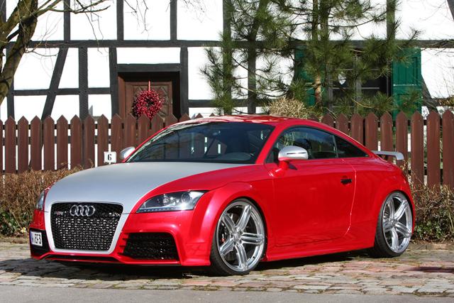 Тюнинг Audi TT RS от FolienCenter-NRW