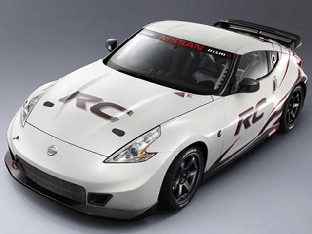 Nissan анонсировал 370Z Racing Series