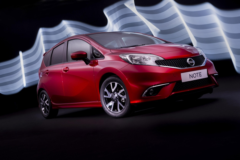 Nissan представил новый Note 2013